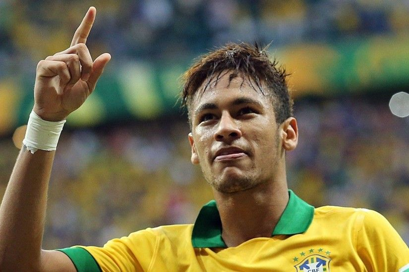 Neymar Fifa Confederations Cup 2013 Of Football (id: 182843 .