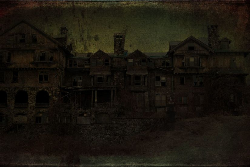 haunted house backdrop | house haunted wallpapers paper 1920x1080
