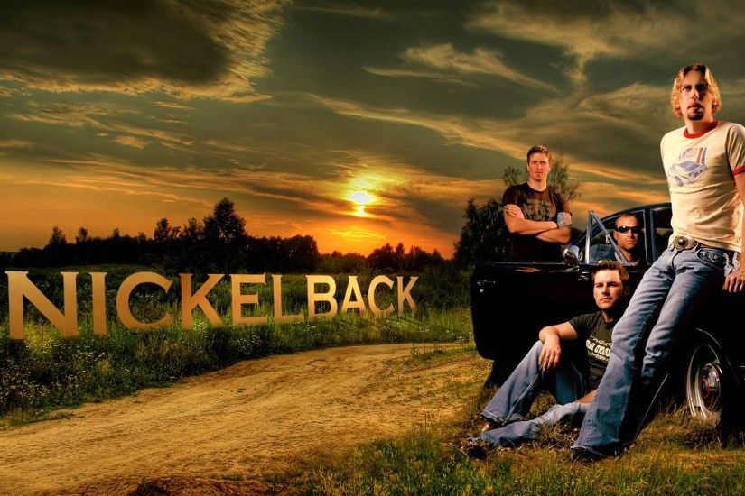 Nickelback Desktop wallpaper