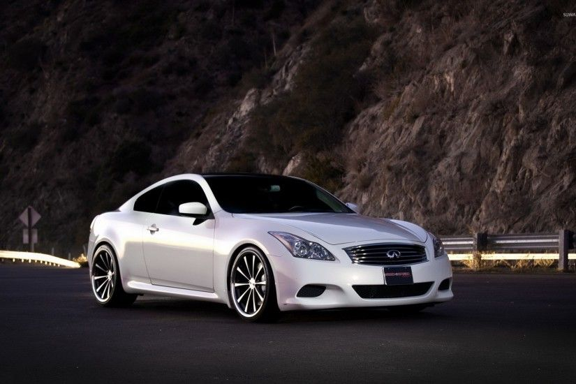 Vossen Wheels Infiniti G37 wallpaper