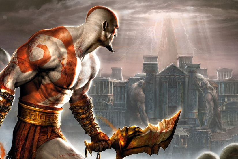 God of War HDTV Game Wallpapers Free Games wallpapers 1080p HD High  Resolution- Powered by