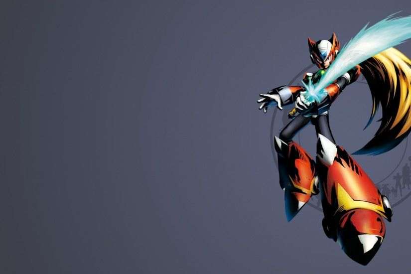 Gallery of Megaman Zero Wallpaper 1920x1080