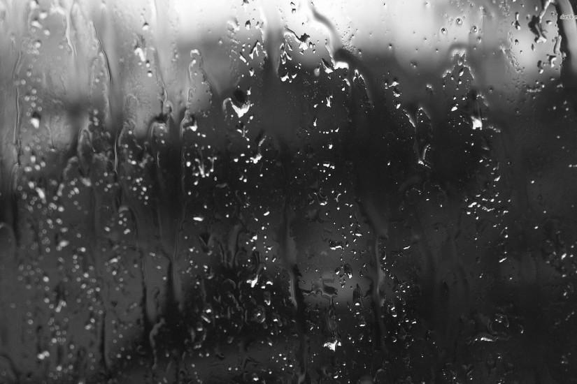 Rainy window wallpaper - Photography wallpapers - #
