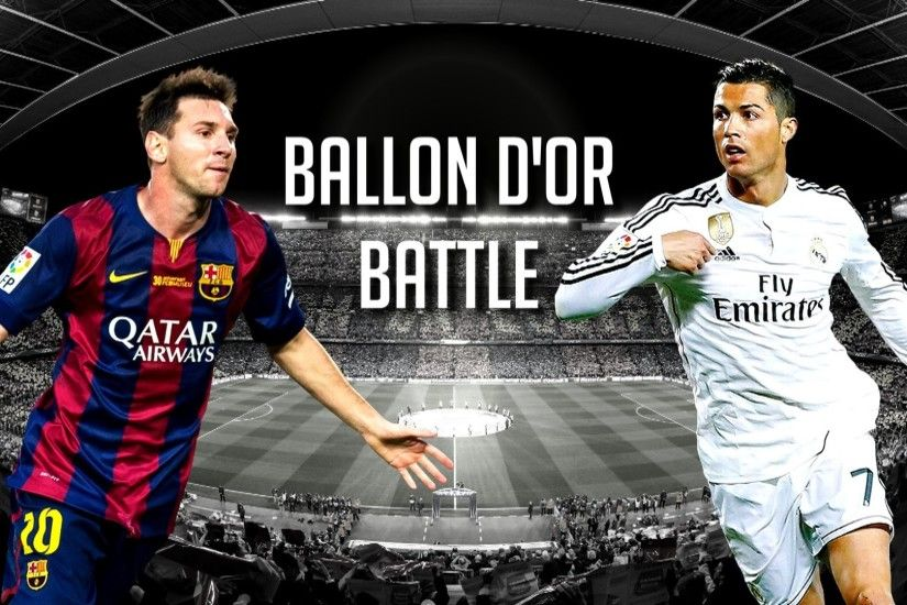 1920x1080 Messi Vs Ronaldo Wallpapers ...