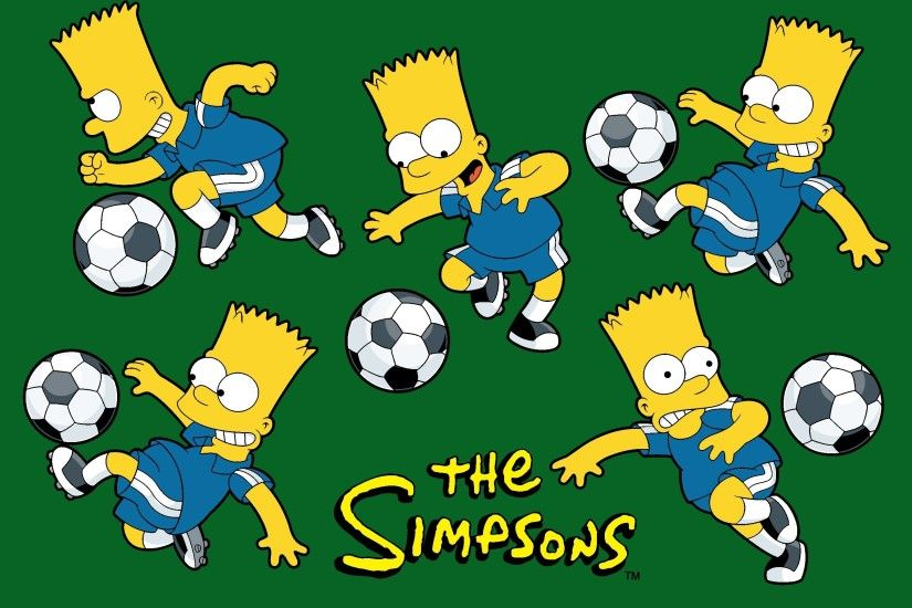 ... 383 The Simpsons HD Wallpapers | Backgrounds - Wallpaper Abyss Bart ...