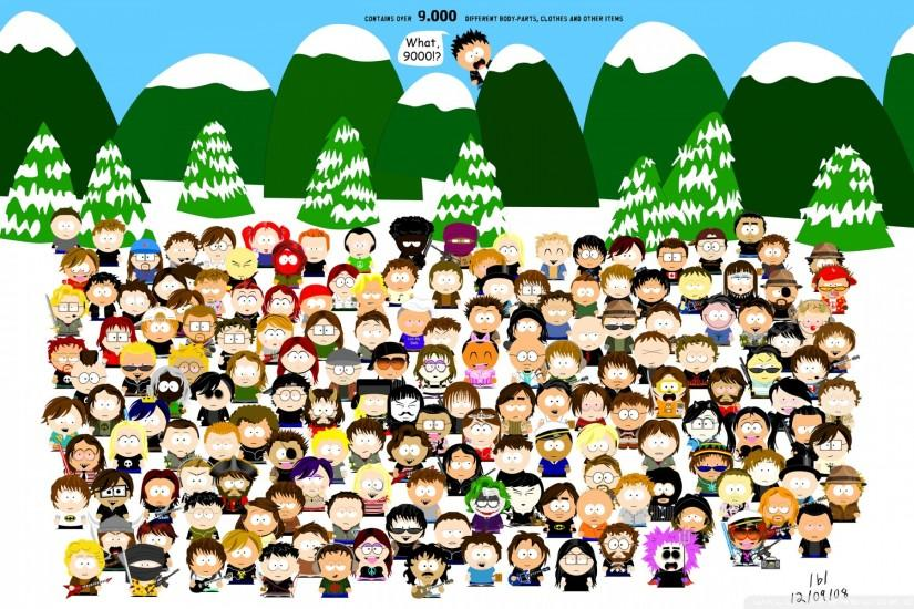 south park wallpaper 1920x1200 for mac