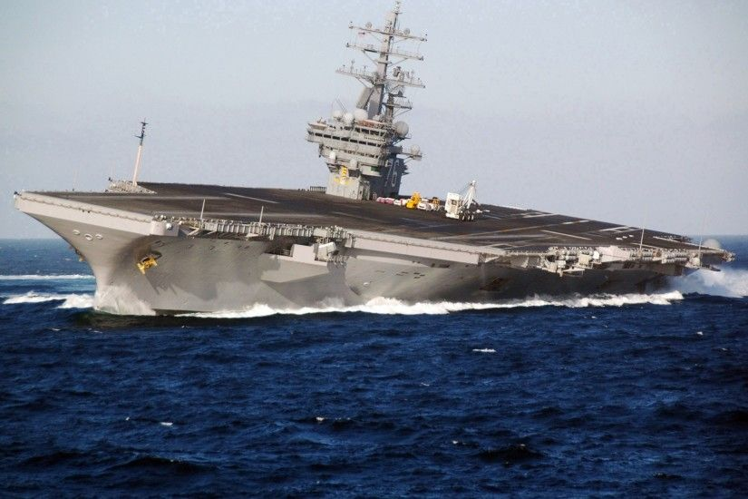 USS Ronald Reagan CVN Computer Wallpapers Desktop