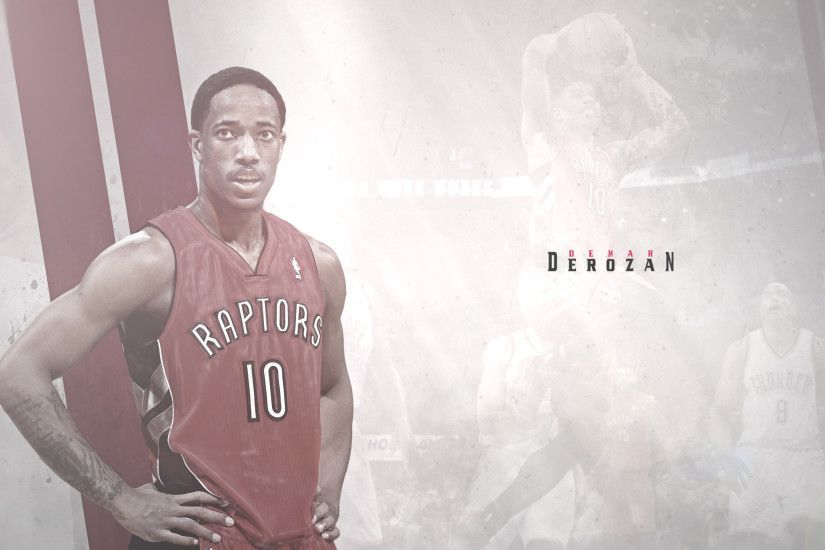 DeMar DeRozan Toronto Raptors 2015 2560×1440 Wallpaper