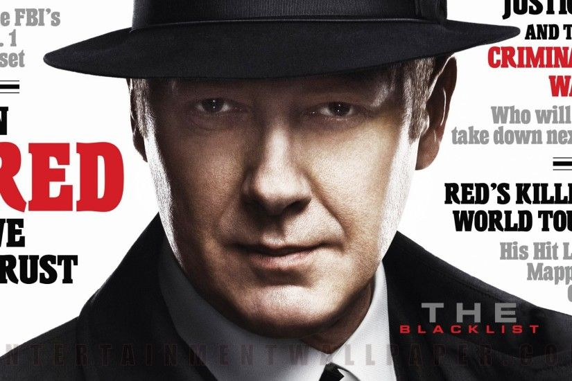 The Blacklist Wallpaper - Original size, download now.