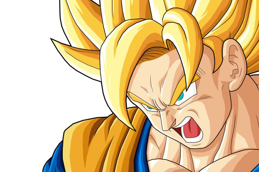Dragon Ball Z Goku Wallpaper HD 2413