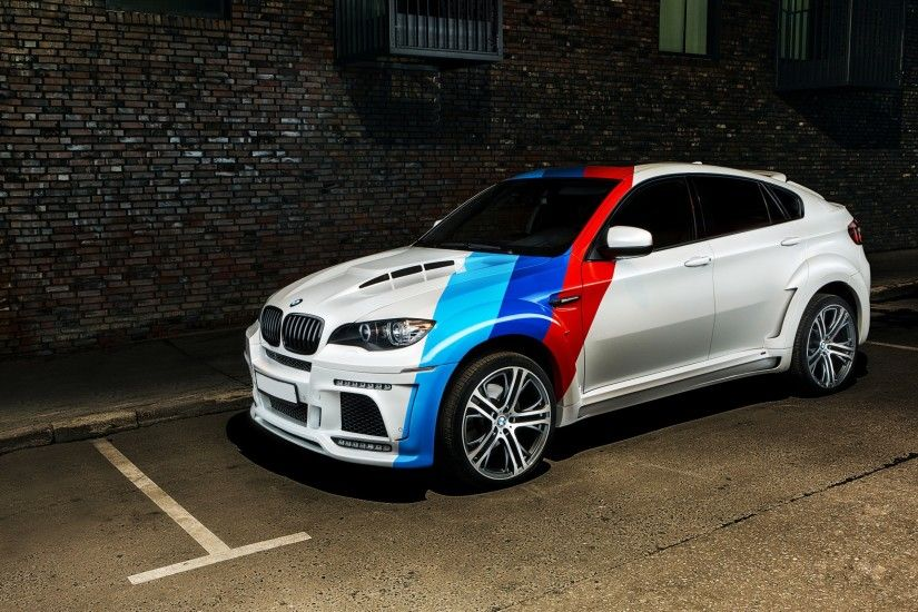 BMW X6 Tuning High Definition Wallpapers