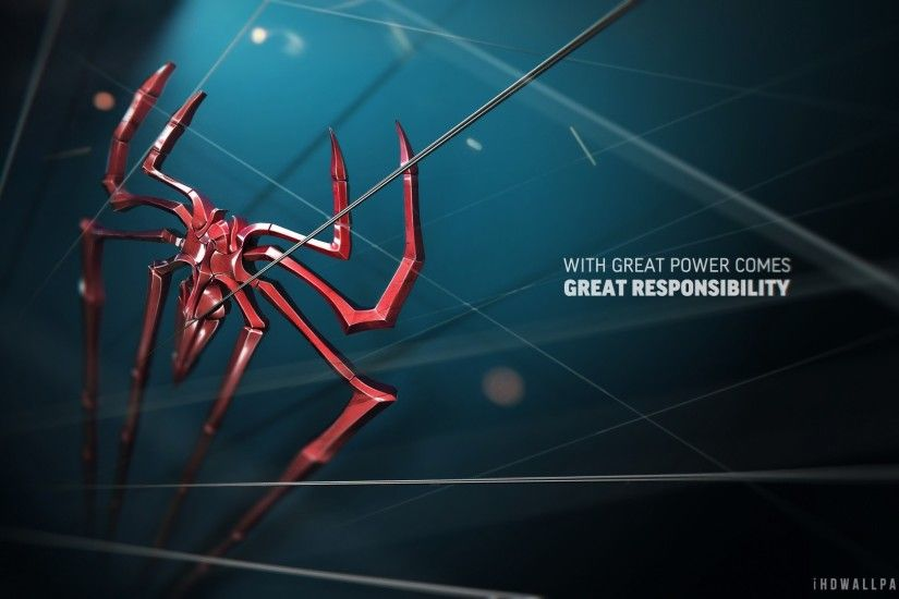By Toney Thrift - Spiderman HD Wallpapers, 1920x1080 – download for free