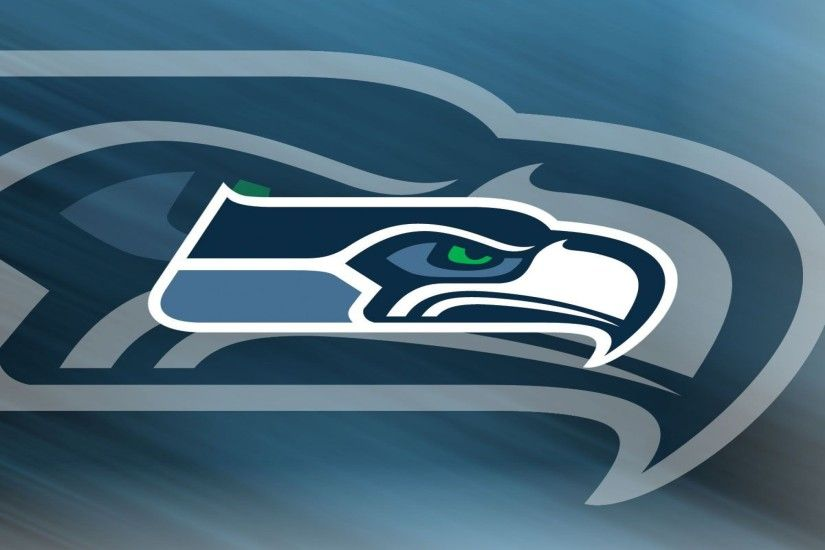 NFL Logo Seattle Seahawks wallpaper HD. Free desktop background .