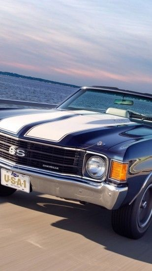 Cars, 1967 Chevrolet Chevelle Ss, Bridge