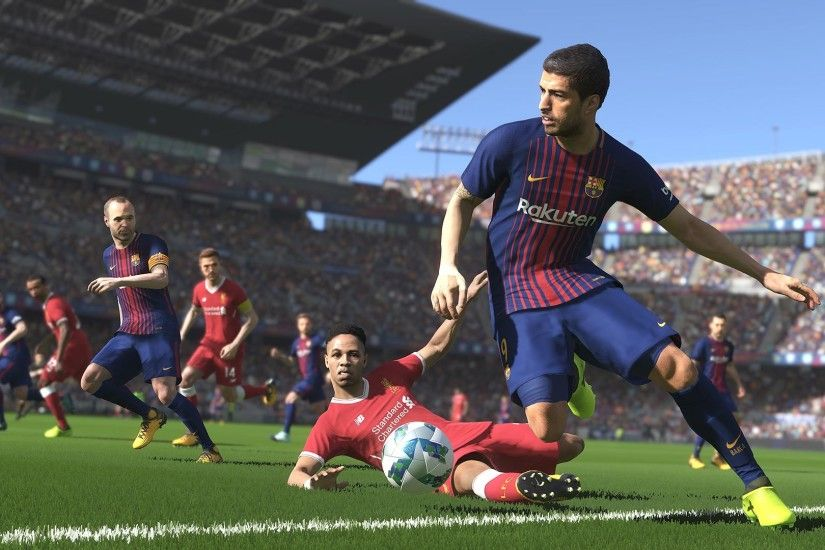 More for Pro Evolution Soccer 2018