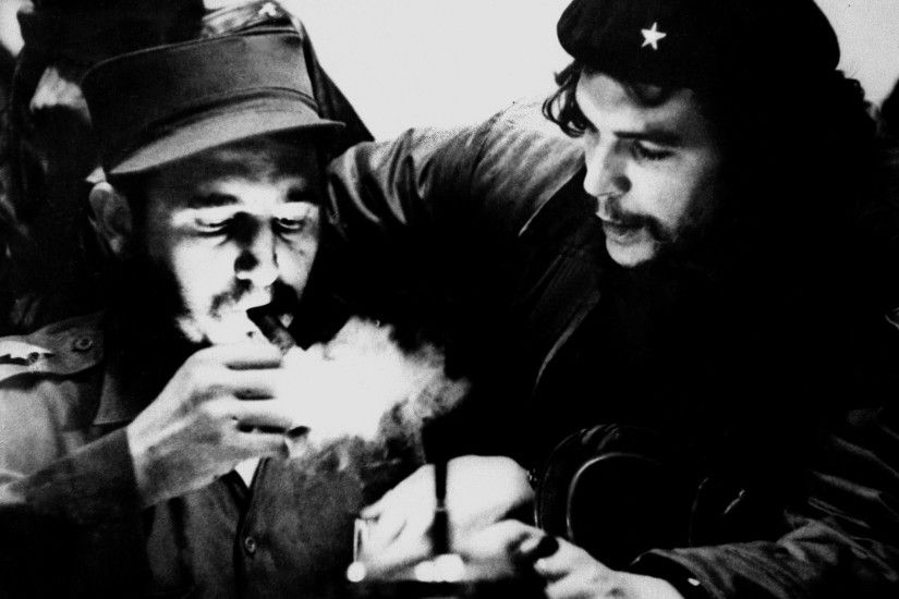 A Decades-Long Thaw in U.S.-Cuba Relations - Fidel Castro with Che Guevara  in 1959, the year Mr. Castro took - The New York Times