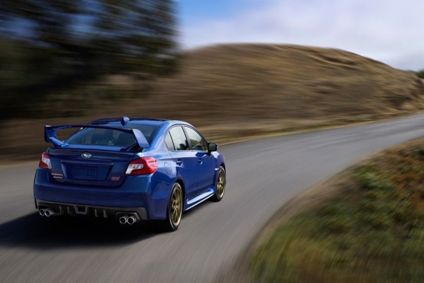 Shift2 - Subaru Impreza WRX STI - Wallpaper by Fusche92