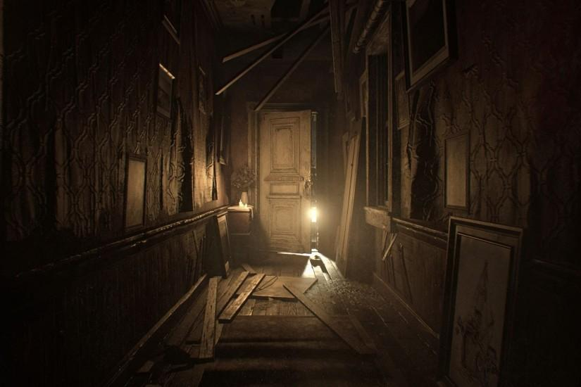 'Resident Evil 7' $180 edition comes with a tiny haunted house. '