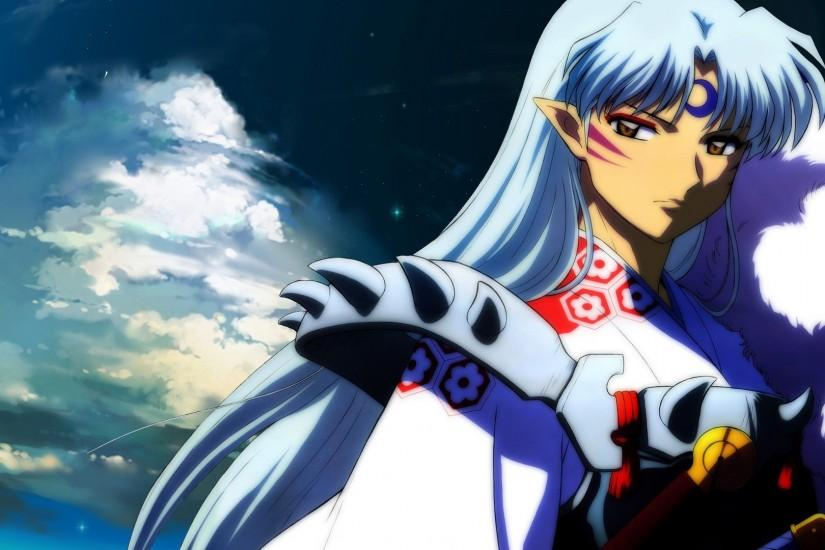vertical inuyasha wallpaper 1920x1080 windows xp