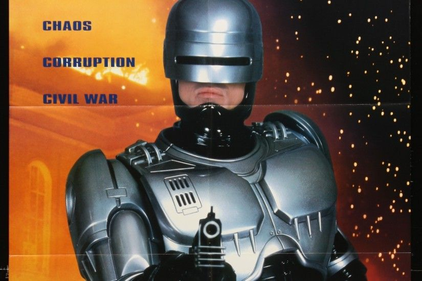 Movie - Robocop 3 RoboCop Wallpaper