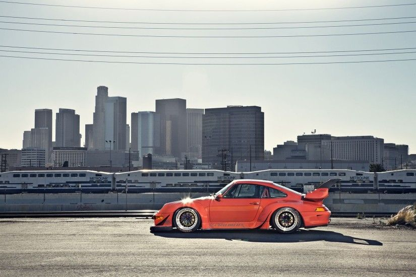 1995 porsche 911 widebody kit rwb coupe cars wallpaper | 2048x1360 | 798979  | WallpaperUP