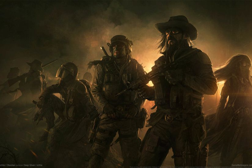 Nuclear Union - New screenshots for 1C Company's post-apocalyptic ...  Wasteland Wallpaper ...