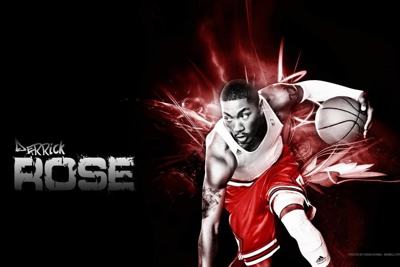 Derrick Rose Chicago Bulls Picture Wallpaper #04933 - ARASPOT.com