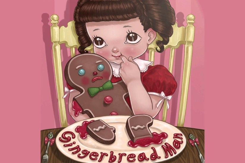 Melanie Martinez - Gingerbread Man (Official Audio) - Magnatune.Org: Video  Entertainment For The Masses