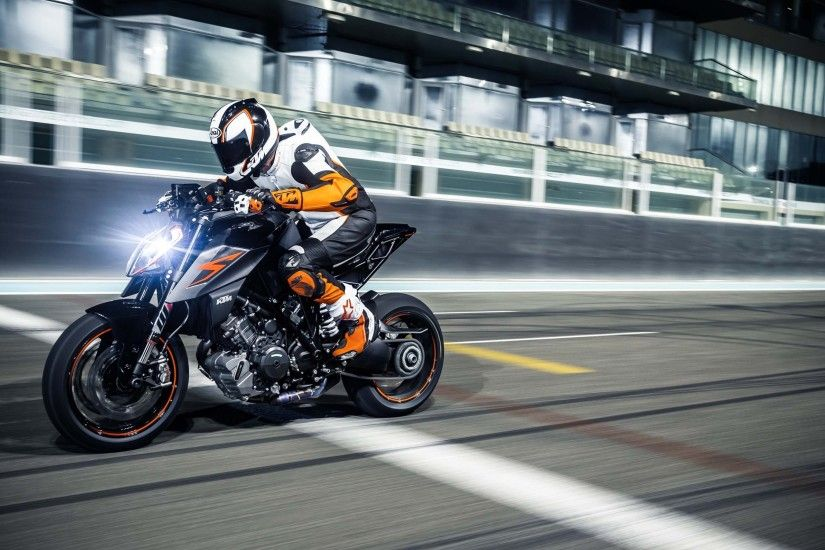 KTM 1290 Super Duke R, 2017, HD