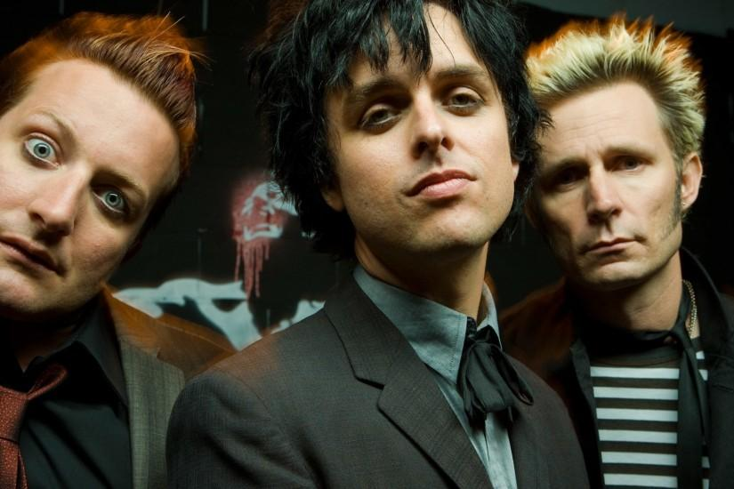 Band Green Day · HD Wallpaper | Background ID:199627