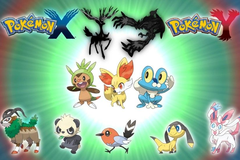 Pokemon X And Y Wallpapers Phone