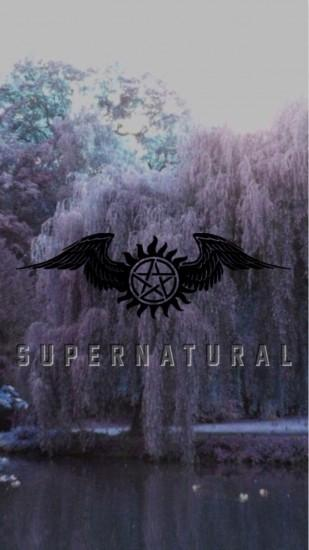 full size supernatural wallpaper 1080x1920