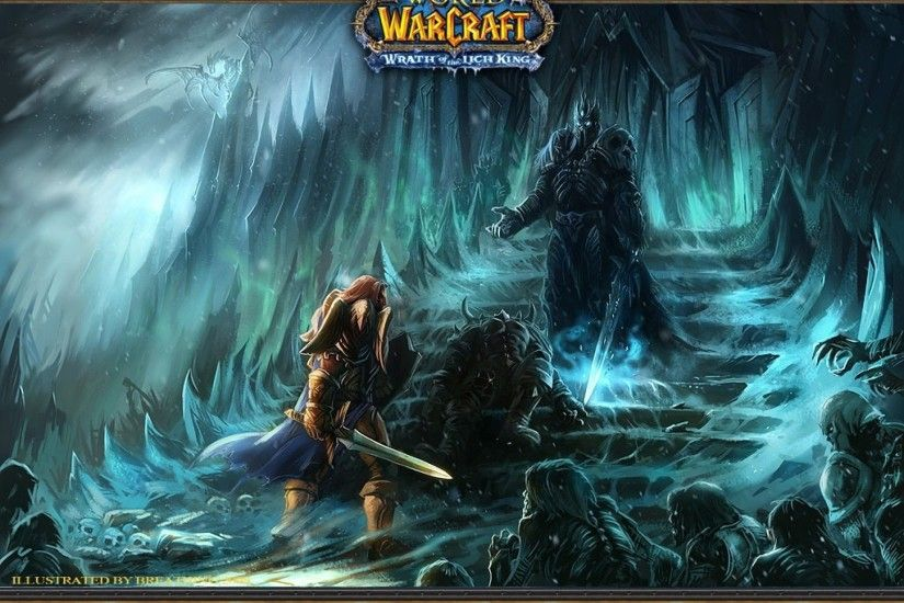 #1634067, Backgrounds High Resolution: world of warcraft wrath of the lich  king backround