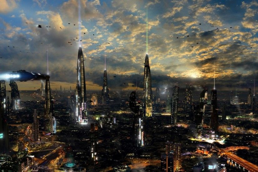 future-city-amazing-hd-desktop-wallpaper-for-background-in-high-resolution.jpg  (2500×1270) | Virtual Machine | Pinterest | Future city, Sci fi and Sci fi  ...