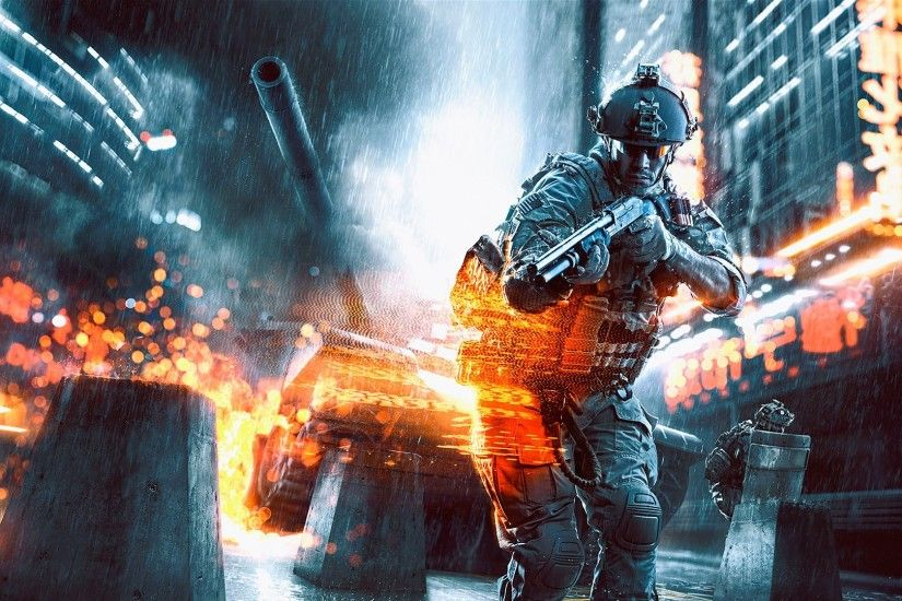 Battlefield 4 Game HD (Laptop HD)