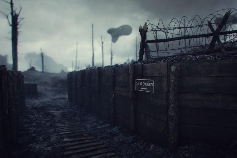 Battlefield 1 screens for background