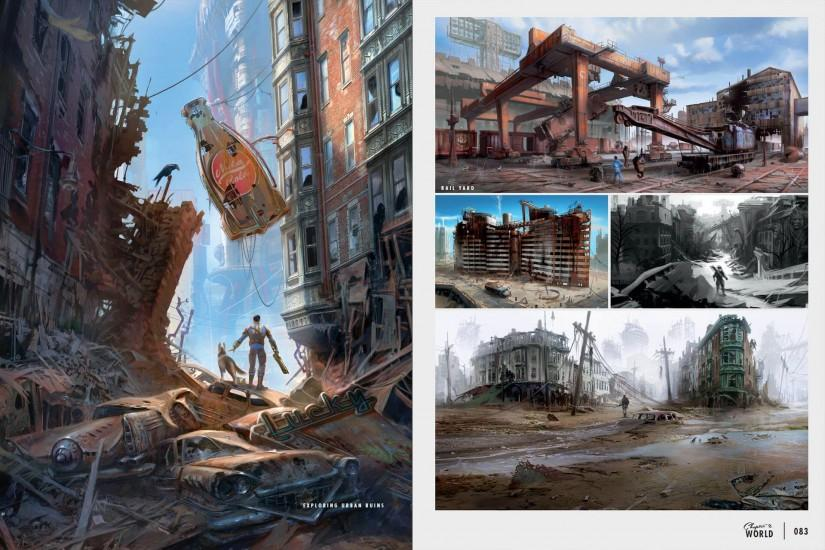download free fallout 4 concept art wallpaper 1920x1279 desktop