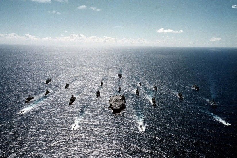US Navy fleet wallpaper - Photography wallpapers - #