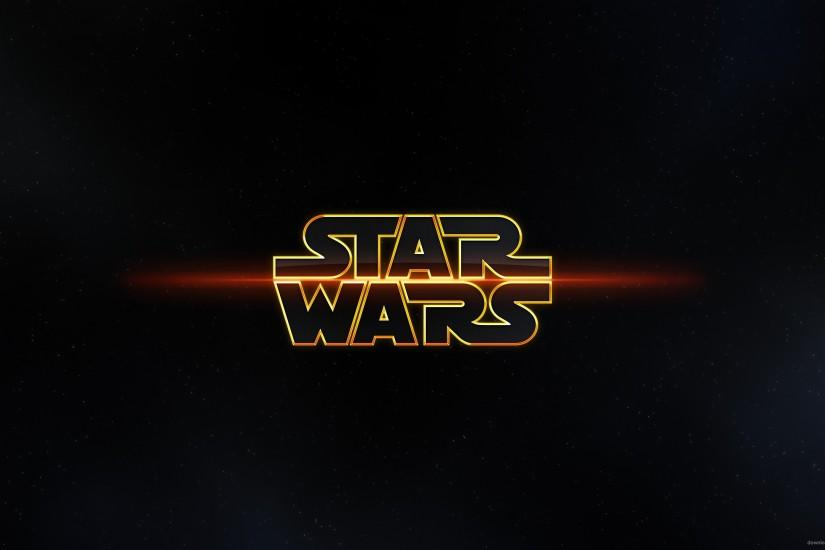 Star Wars Logo for 2560x1440