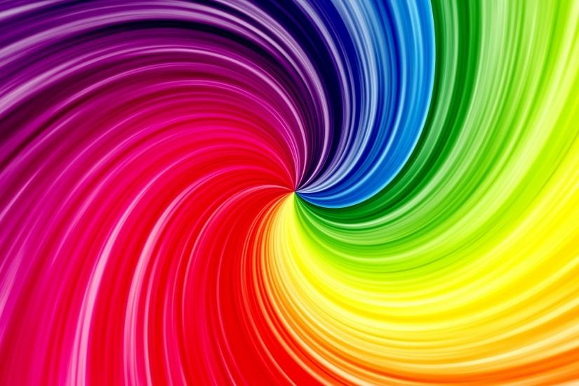 Bright colorful waves f wallpaper | 1920x1200 | 100972 | WallpaperUP