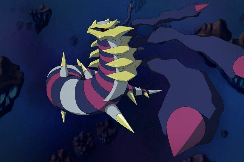 Wallpapers For > Giratina Wallpaper Hd