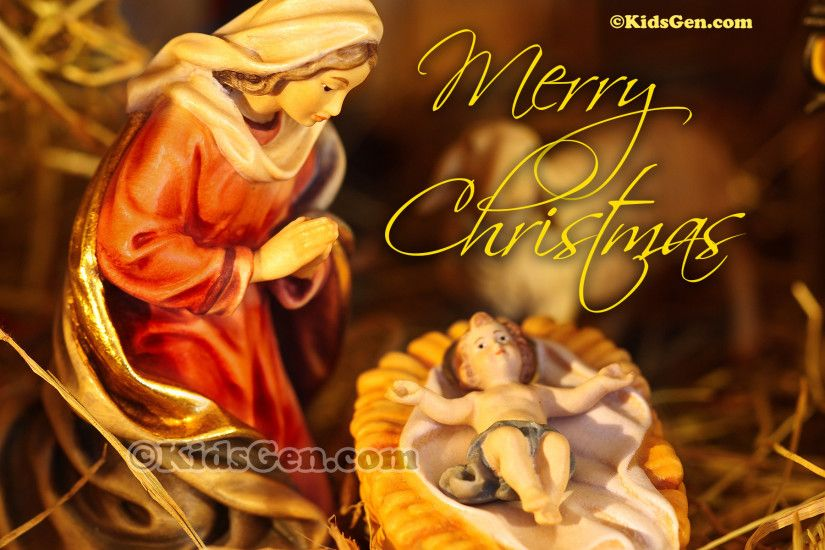 We celebrate Christmas remembering the birth of Jesus