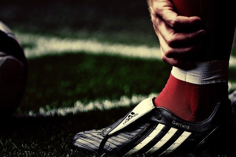 ... Background Full HD 1080p. 1920x1080 Wallpaper shoes, brands, ball,  soccer, adidas