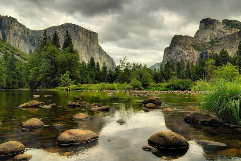Beautiful Yosemite Wallpaper