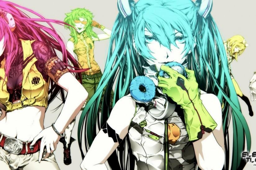 vocaloid wallpaper 1920x1080 for android tablet