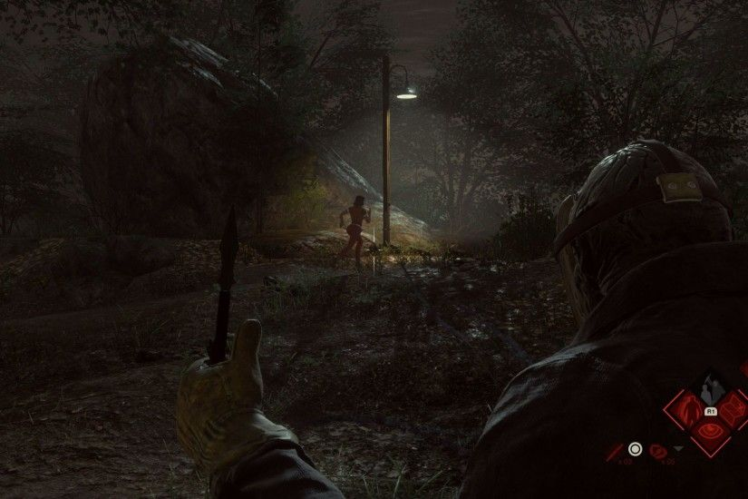 Friday The 13th: The Game (PS4) - did you know Jason can teleport
