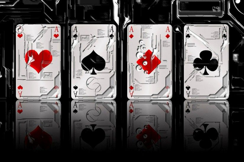 cards, poker, Ace, playing cards, ace of spades - related desktop wallpaper  ...