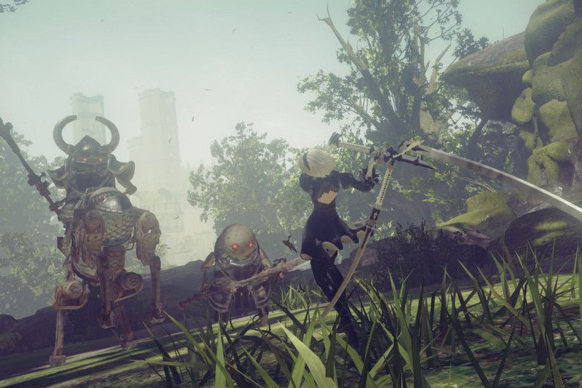 NieR: Automata Screenshot 1