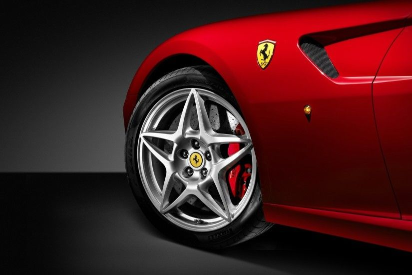 Ferrari Fiorano rims Wallpaper Ferrari Cars