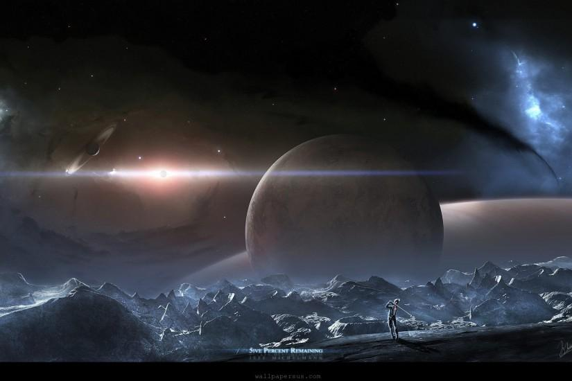 Real Outer Space Planets Hd Pictures 4 HD Wallpapers